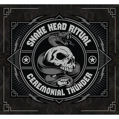 Snake Head Ritual CEREMONIAL THUNDER CD