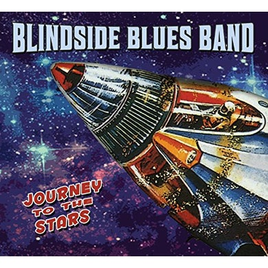 Blindside Blues Band JOURNEY TO THE STARS CD