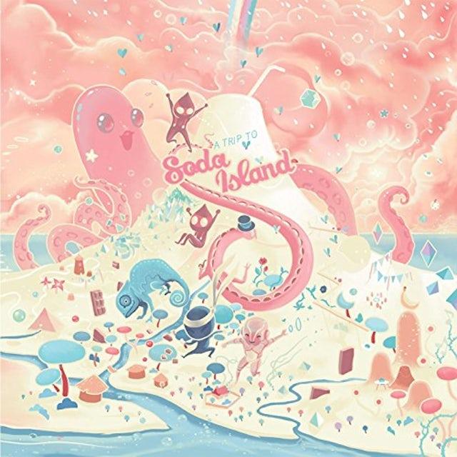 Various Artists TRIP TO SODA ISLAND Vinyl Record