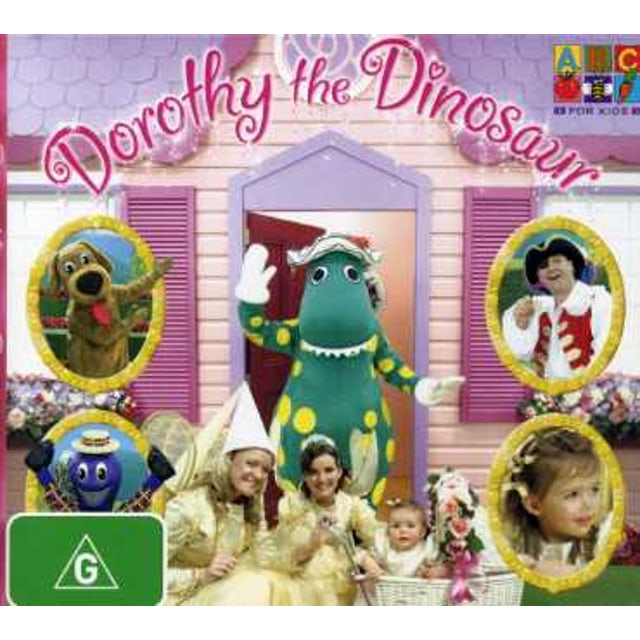 Wiggles DOROTHY THE DINOSAUR CD