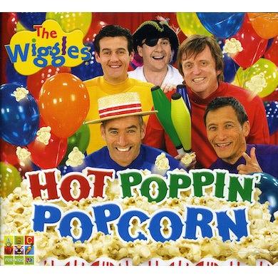 Wiggles HOT POPPIN POPCORN CD