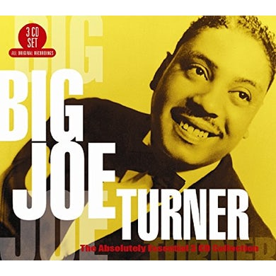 Big Joe Turner ABSOLUTELY ESSENTIAL COLLECTION CD