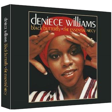 Deniece Williams BLACK BUTTERFLY: ESSENTIAL NIECY CD