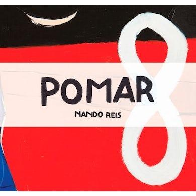 Nando Reis JARDIM-POMAR LP V2 Vinyl Record