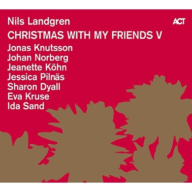 CHRISTMAS WITH MY FRIENDS V CD