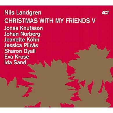 Nils Landgren CHRISTMAS WITH MY FRIENDS V CD