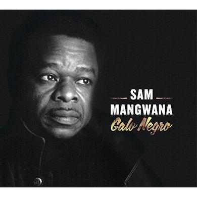Sam Mangwana GALO NEGRO Vinyl Record