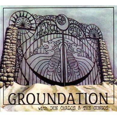 Groundation HEBRON GATE Vinyl Record