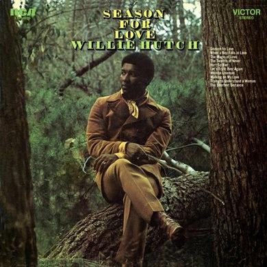 Willie Hutch SEASONS FOR LOVE Vinyl Record