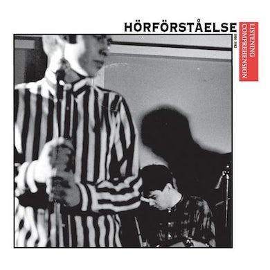 Horforstaelse LISTENING COMPREHENSION (1980-1982) Vinyl Record