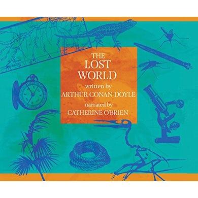 Arthur Conan Doyle LOST WORLD CD