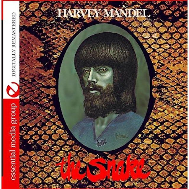 Harvey Mandel THE SNAKE CD