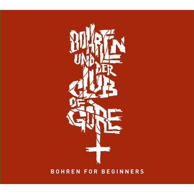 Bohren & Der Club Of Gore BOHREN FOR BEGINNERS CD