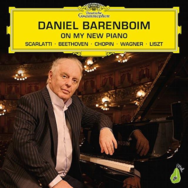 Daniel Barenboim ON MY NEW PIANO CD