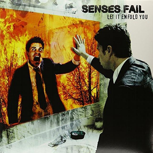 Senses Fail LET IT ENFOLD YOU Vinyl Record