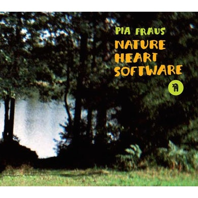 Pia Fraus NATURE HEART SOFTWARE CD