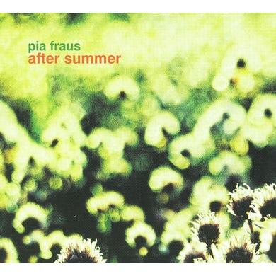 Pia Fraus AFTER SUMMER CD