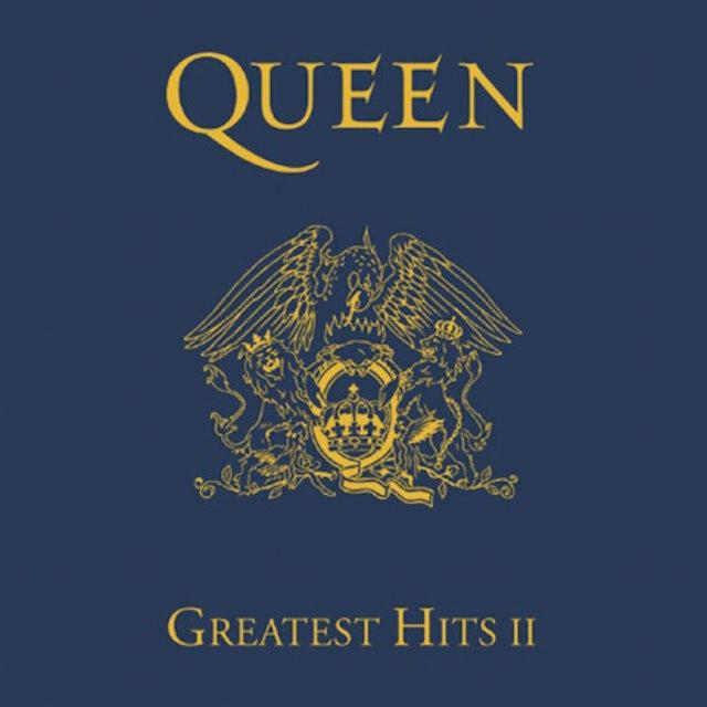 Queen GREATEST HITS II Vinyl Record