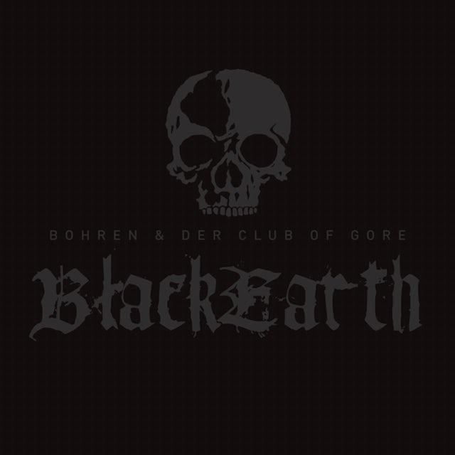 Bohren & Der Club Of Gore BLACK EARTH CD