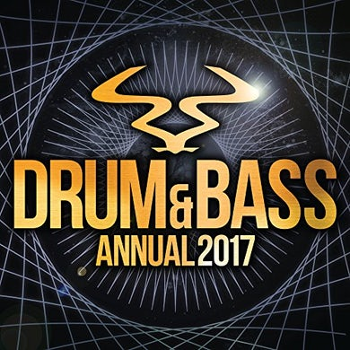 Ram: Drum & Bass The Annual 2017 / Various Vinyl Record - UK Release