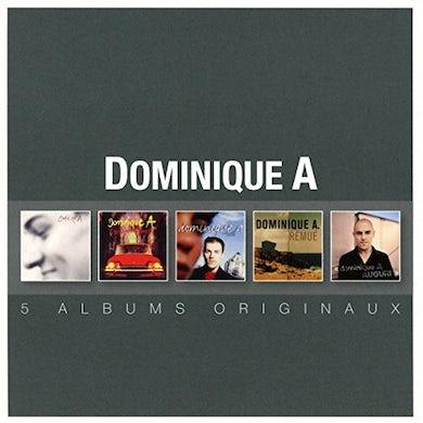 Dominique A ORIGINAL ALBUM SERIES CD