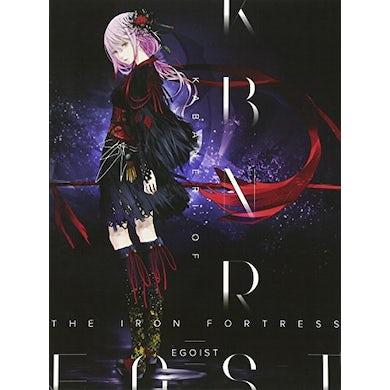 Egoist KABANERI OF THE IRON FORTRESS CD