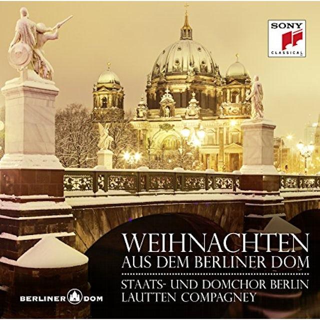 Lautten Compagney WEIHNACHTEN AUS DEM BERLINER DOM CD