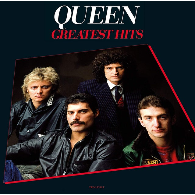 Queen GREATEST HITS Vinyl Record