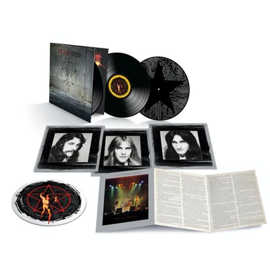 Rush 2112 (40TH ANNIVERSARY) Vinyl Record