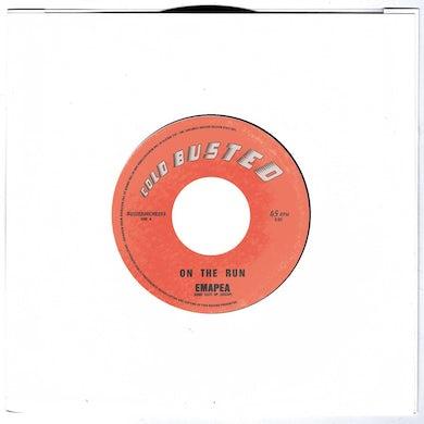 EMAPEA ON THE RUN / WICKED SOUND Vinyl Record