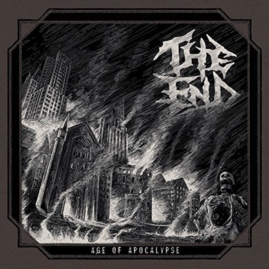 End AGE OF APOCALYPSE CD