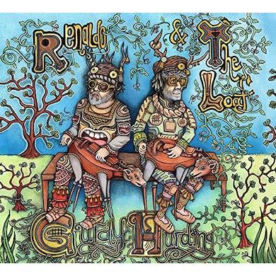 Renaldo & The Loaf GURDY HURDING CD