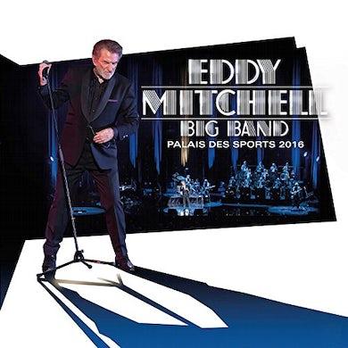 Eddy Mitchell BIG BAND PALAIS DES SPORTS 2016 CD