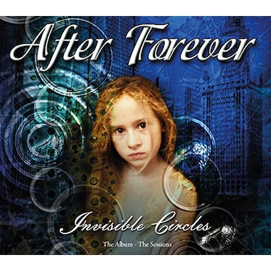 After Forever INVISIBLE CIRCLES / EXORDIUM: ALBUM & THE SESSIONS CD