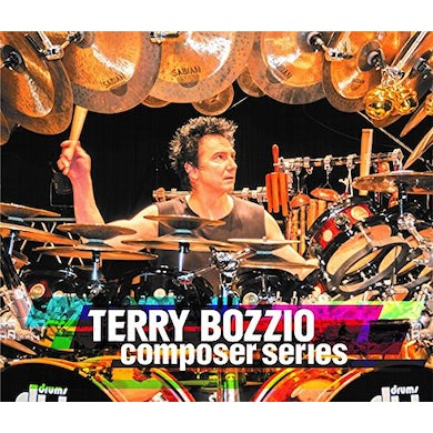 Terry Bozzio COMPOSER SERIES CD