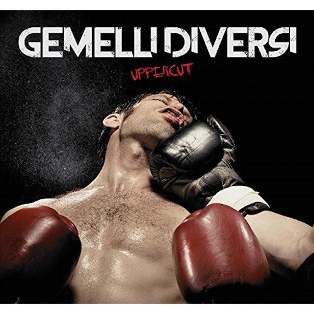 Gemelli Diversi UPPERCUT CD