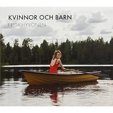 Frida Hyvonen KVINNOR OCH BARN CD