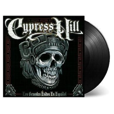 Cypress Hill LOS GRANDES EXITOS EN ESPANOL Vinyl Record