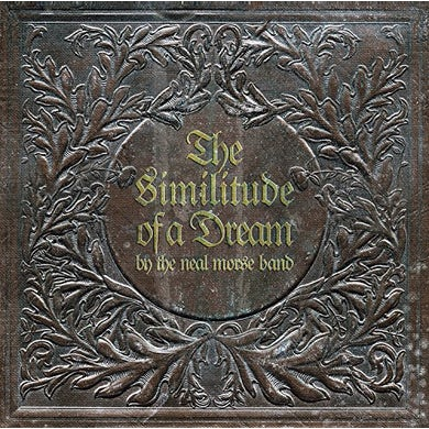 Neal Morse SIMILITUDE OF A DREAM Vinyl Record