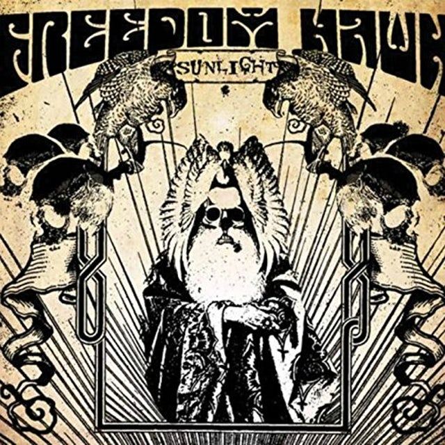 Freedom Hawk SUNLIGHT Vinyl Record