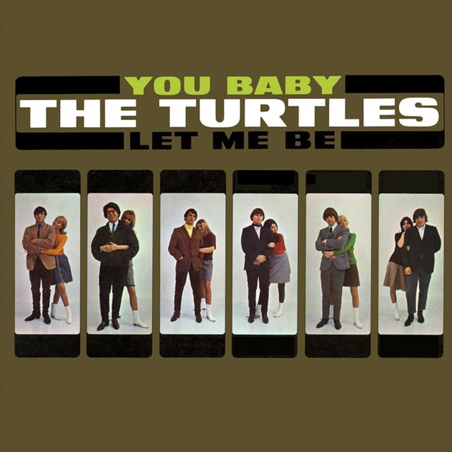 The Turtles YOU BABY CD