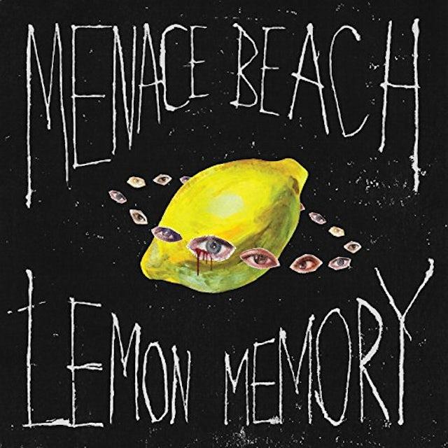 Menace Beach LEMON MEMORY CD