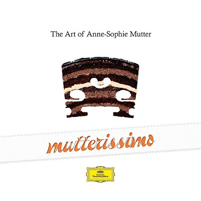 MUTTERISSIMO - THE ART OF ANNE-SOPHIE MUTTER CD