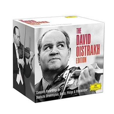 David Oistrakh EDITION: COMPLETE RECORDINGS ON CD