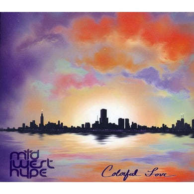 Midwest Hype COLORFUL LOVE CD