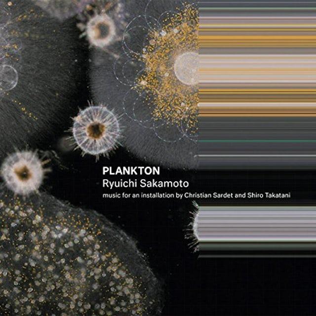Ryuichi Sakamoto PLANKTON / Original Soundtrack CD