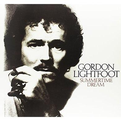 Gordon Lightfoot SUMMERTIME DREAM Vinyl Record