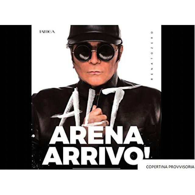 Renato Zero ALT ARENA ARRIVO! CD