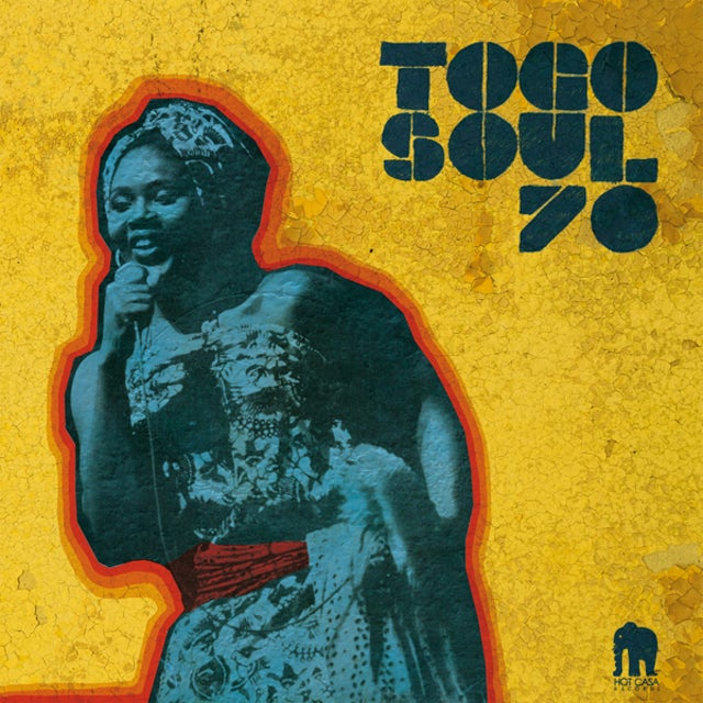 Togo Soul 70: Selected Rare Togolese / Various CD