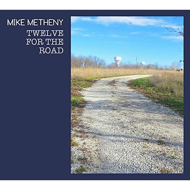 Mike Metheny TWELVE FOR THE ROAD CD